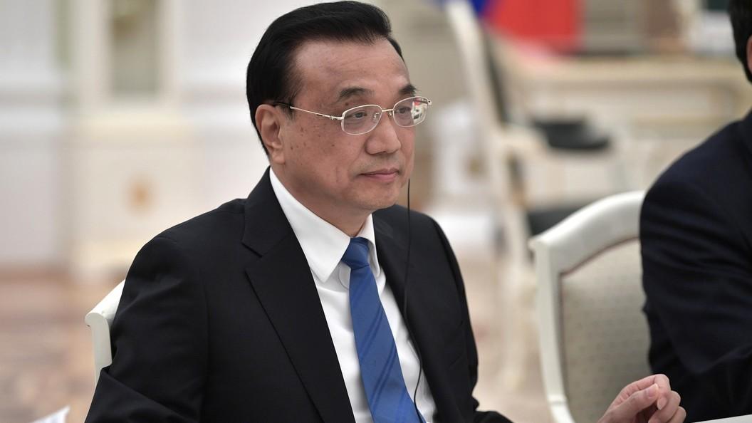 ЛиКэцян переназначен напост премьера Китая навторой срок