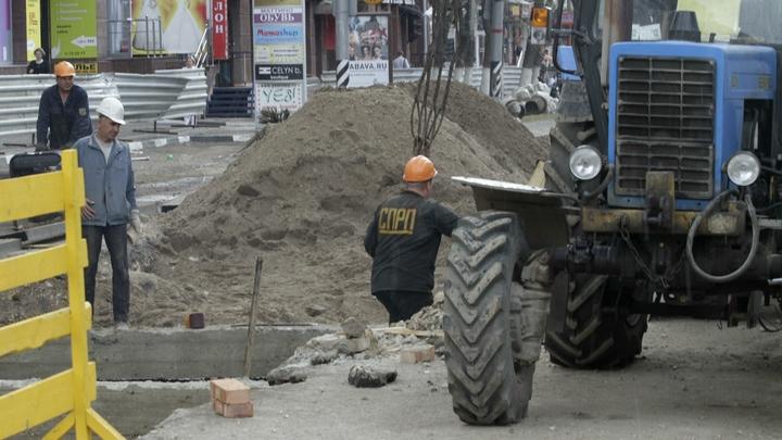 Улицу Писарева закроют на два месяца в Новосибирске