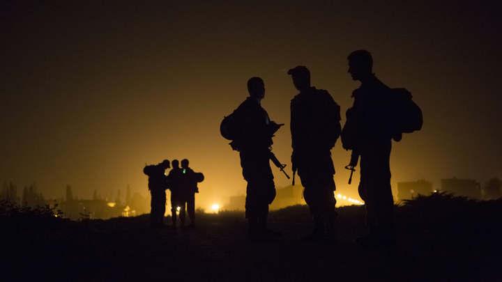 Израиль ответил на авиаудар, разбомбив посты ХАМАС