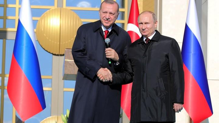 Путин и Эрдоган принципиально встали на защиту соглашения с Ираном - Кремль