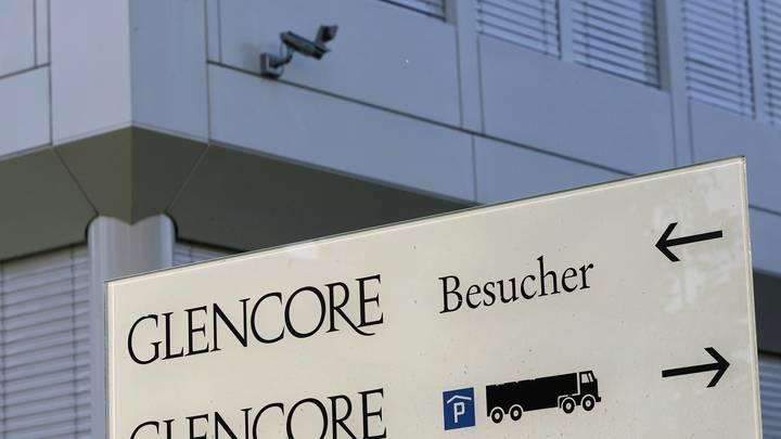 Подозрения США обвалили акции Glencore