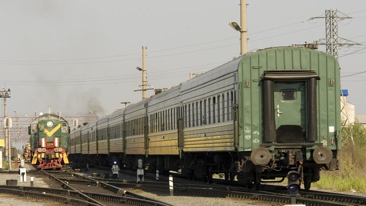 «Чертовски символично»: США поставили Украине локомотивы без тормозов