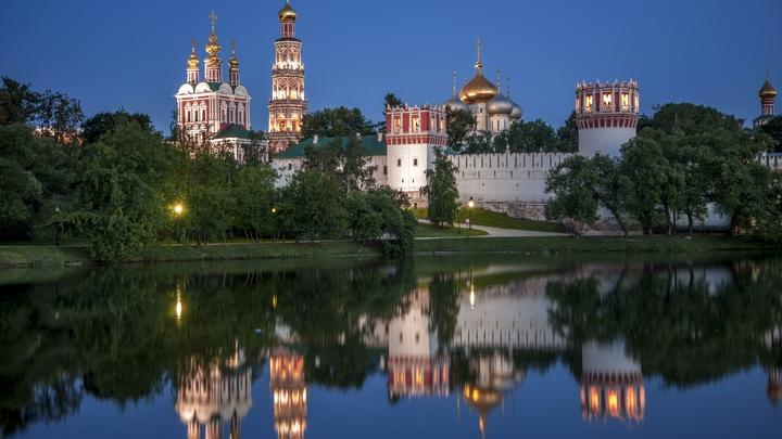 Это будет в основном зеленая зона: Подробности строительства музея истории Русской Православной Церкви возле Новодевичьего монастыря