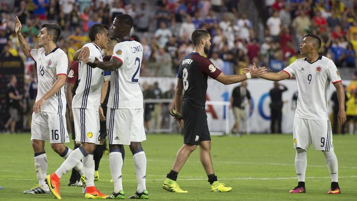Колумбийские футболисты намерены на ЧМ-2018 сделать шаг вперёд и выйти в 1/2 финала