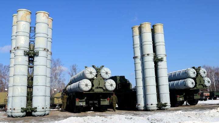 Россия подписала с Турцией контракт на поставку С-400