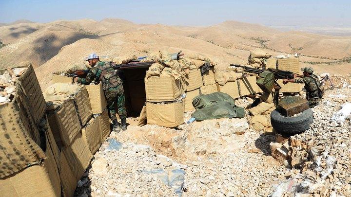 Ливанские военные нашли доказательства сотрудничества США с террористами