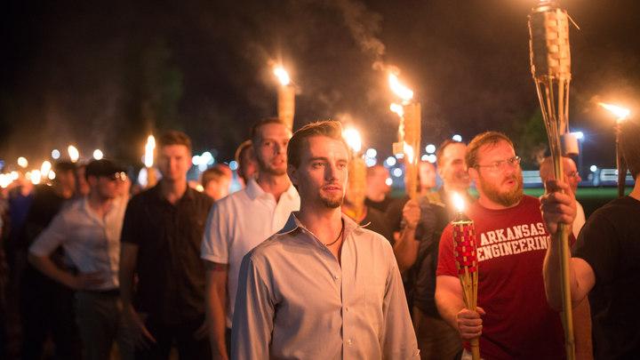 Кампанию Трампа назвали катализатором бунтов в Шарлотсвилле