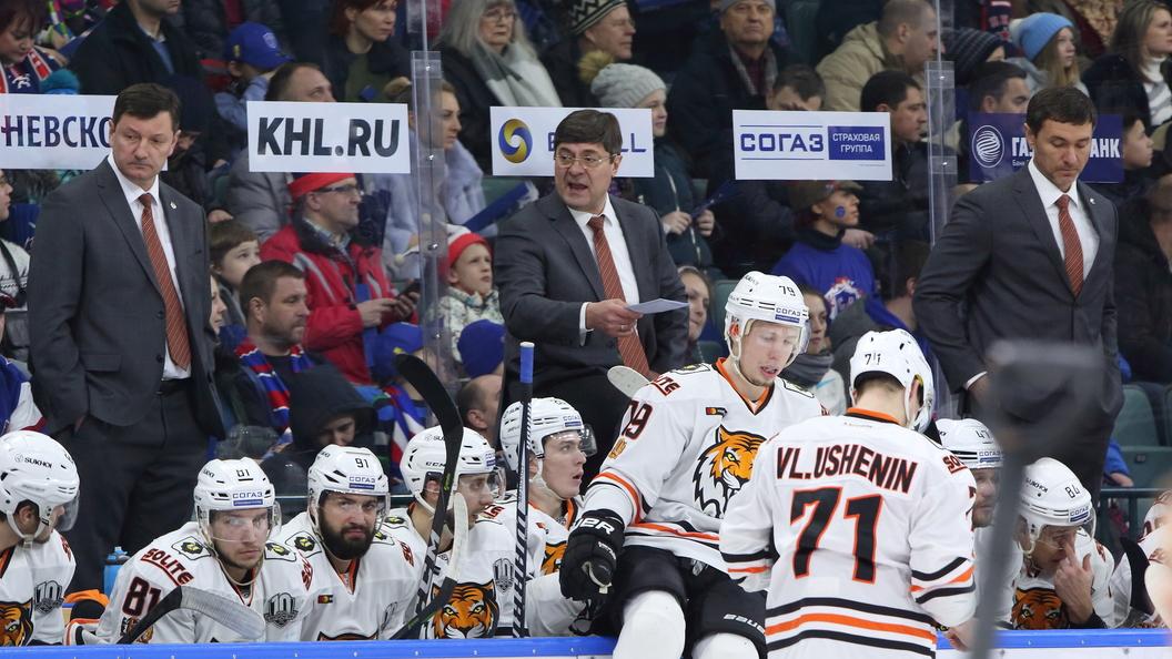 Хоккеисты хабаровского «Амура» вполном составе проголосовали навыборах Президента Российской Федерации