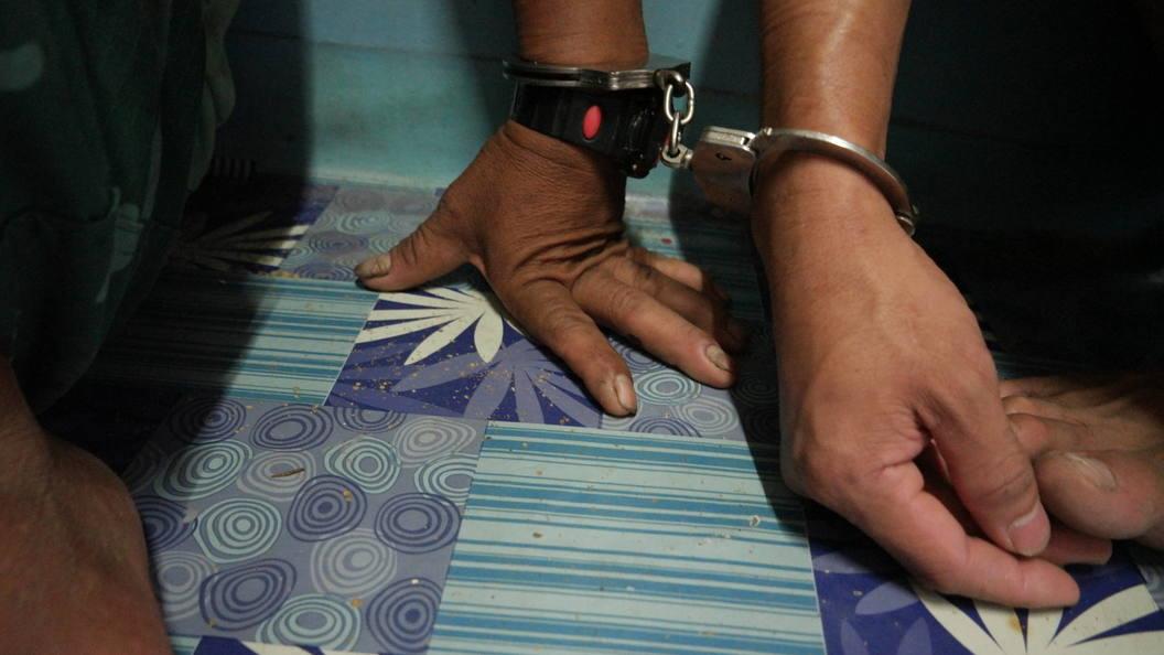 Милиция Мальдив задержала прежнего президента страны