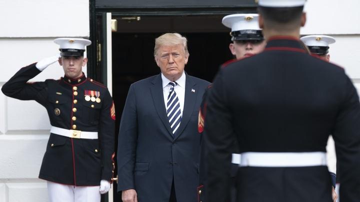 Трамп спорил с Мэй из-за дела Скрипаля, не желая высылать русских дипломатов - WP
