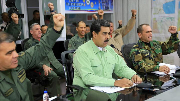 Отвратительные советники: Мадуро заявил о помехах нормальному диалогу между Венесуэлой и США