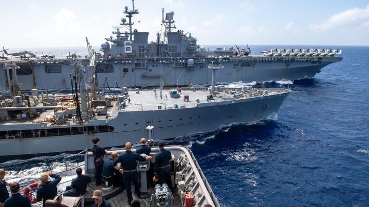 Глобальный пожар: США ввяжутся в войну - сценарий написал американский адмирал
