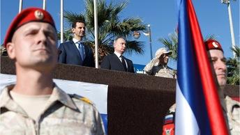 Разгром террористов в Сирии показал всему миру силу русского оружия - Путин