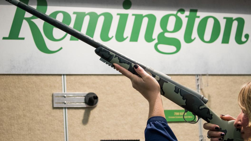 Старейшая оружейная компания Remington объявила обанкротстве