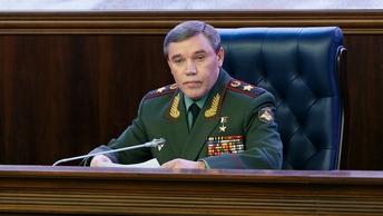 Военачальники России и США провели разговор по поводу событий в Сирии