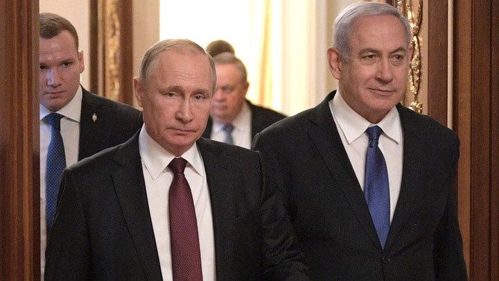 Сможет ли Нетаньяху поссорить Россию с Ираном