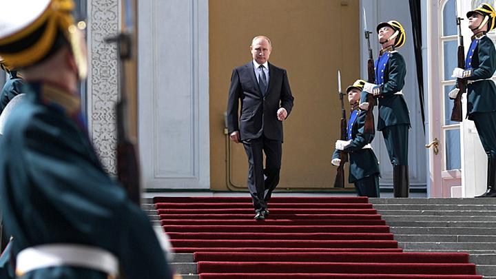 Нас ждёт референдум доверия Путину