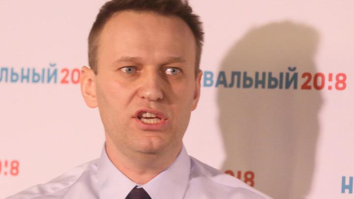 Навальный использовал удар США по Сирии для собственного пиара