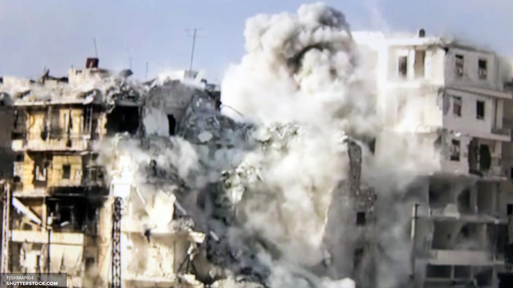 В Сирии при авианалете коалиции погибла семья из пяти человек