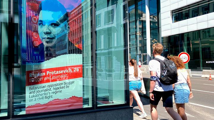 С той стороны очень грязно: Протасевич окончательно расчехлил белорусскую оппозицию