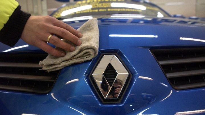 Новый семиместный Renault Duster назовут Grand