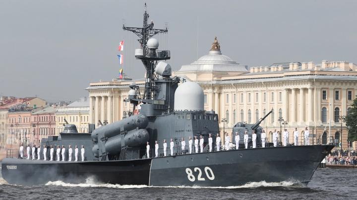 России необходим океанский флот, потому что растёт спрос на её лидерство