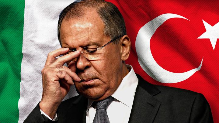 Лавров: США угрожали Турции и Италии из-за России