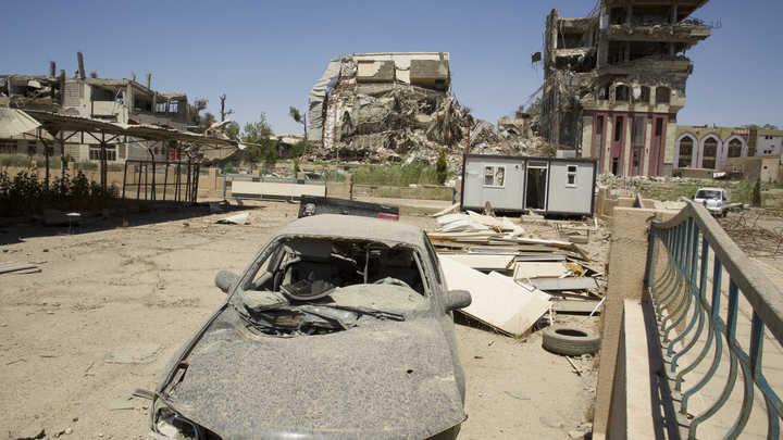 ИГ сломлено: Посол Ирака заявил, что знамя халифата никогда не поднимется над его страной и Сирией