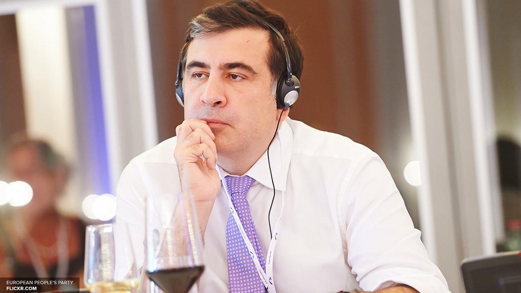 Саакашвили вновь призвал отгородиться от Донбасса стеной