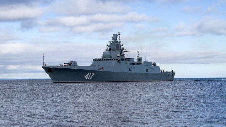 Придурки! Даже сами американцы не выдержали после слежки США за русским Адмиралом Горшковым