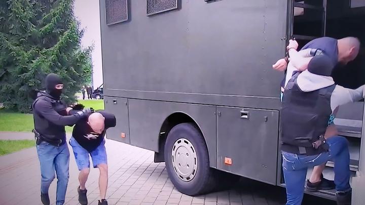 В ФСБ России подтвердили причастность СБУ к поимке «вагнеровцев» в Беларуси