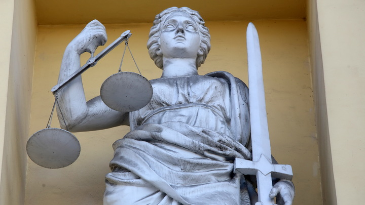 Не выдержала душа поэта: Пресненский суд эвакуируют