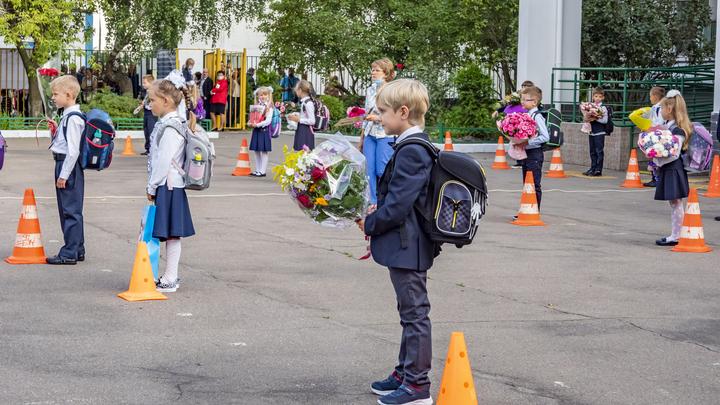 Свободные классы! В Подмосковье началась запись первоклашек в школы не по месту жительства
