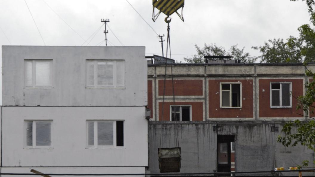 Собянин объявил одвукратном сокращении числа очередников нажилье