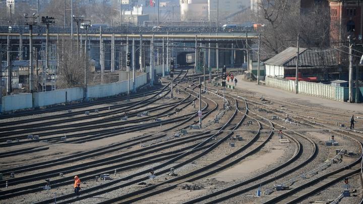 Отчет РЖД: Какие поезда первыми поехали в обход Украины