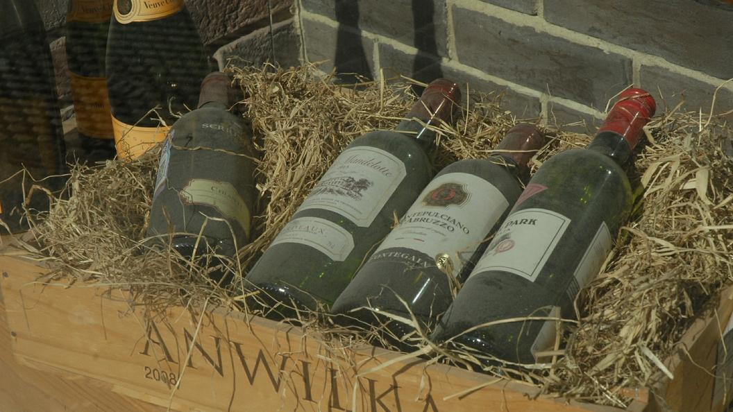 ВNASA хотят делать вкосмосе вино