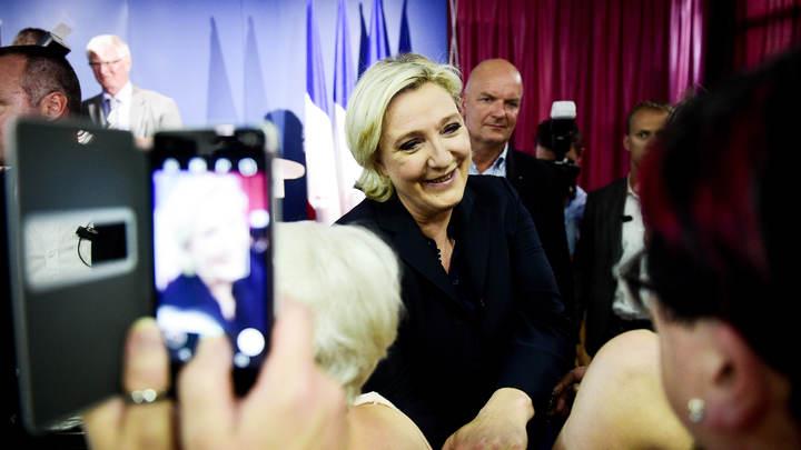 Мы стоим восьмидесяти: Марин Ле Пен возмутилась неправильными выборами в парламент