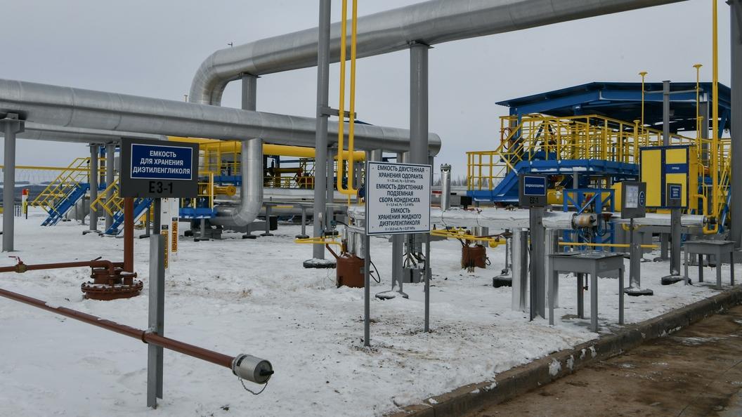 «Газпром» решил провести бизнес-реорганизацию системы экспорта газа