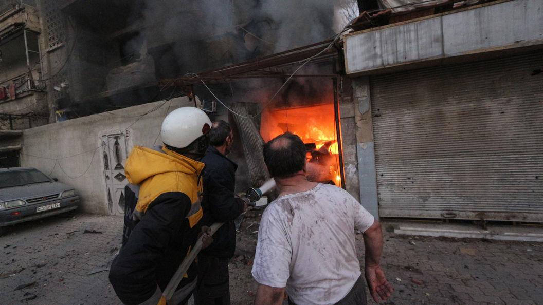 В съезде США призвали администрацию восстановить помощь «Белым каскам» вСирии