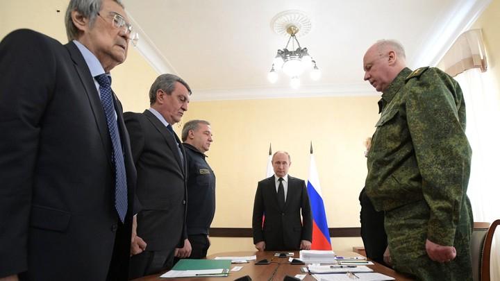 Бастрыкин объяснил, кто и зачем заблокировал двери в кинотеатре ТЦ в Кемерове