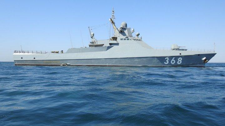 Россия и Турция отработали в Черном море навыки военного взаимодействия