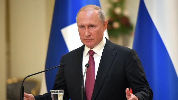 Хельсинки пострадали от тирании Путина: Финские СМИ устроили плач Ярославны из-за визита президента России