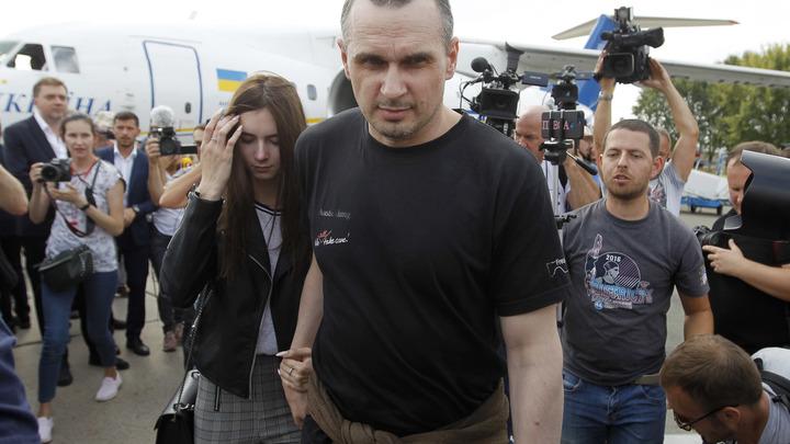 Сутки прошли - а на Украине уже началось: Сенцову в Twitter пророчат судьбу Савченко