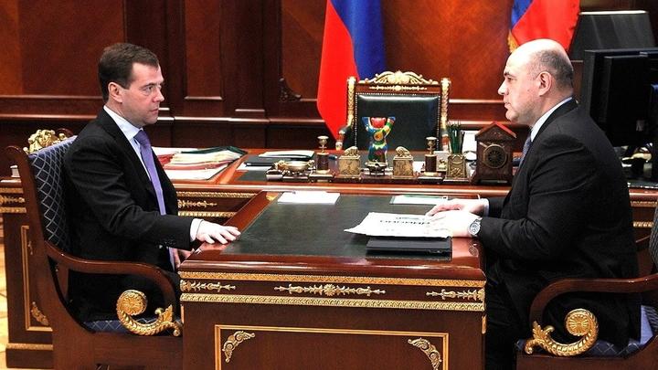 Как бы повёл себя Медведев в коронакризис...: До и после Мишустина - две большие разницы