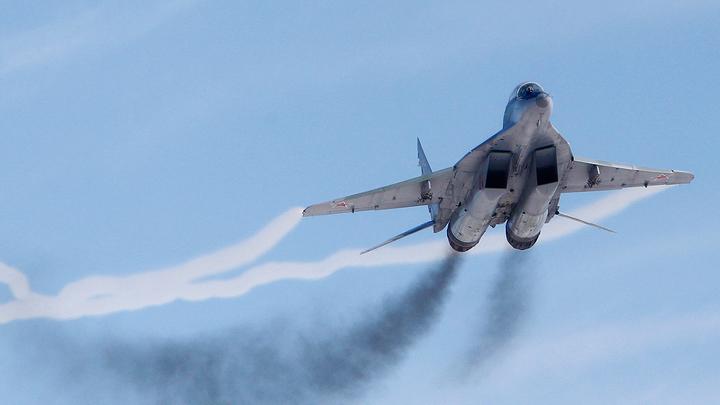 Близ красной черты: Военный осведомитель показал на видео российские МиГ-29 в Ливии