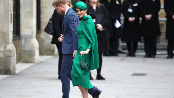 Дошло до психологов: Брак принца Гарри и Меган Маркл трещит по швам?