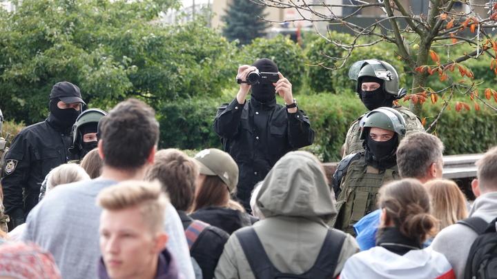 Гибридная война: Власти Белоруссии назвали четыре страны - виновницы беспорядков