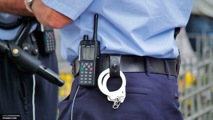 В Киеве неизвестные отобрали у фельдъегерей две сумки с корреспонденцией и два пистолета