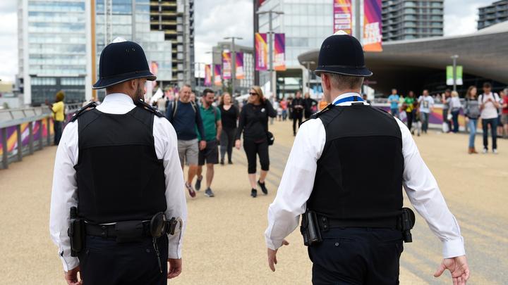 В аэропорту Великобритании задержали подозреваемых в терроризме мужчин