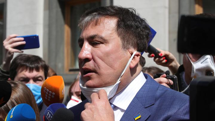 Вроде человек нормальный, а тут - чип: Саакашвили показал особенности украинских чиновников